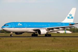 KLM A330-200 PH-AOD. (Photo credit: Wikipedia)