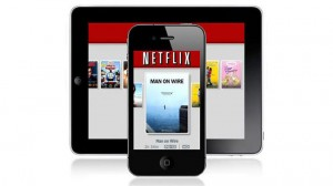 Vodafone UK Netflix on mobile